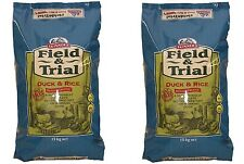 Skinners Field & Trial Duck & Rice Hypoallergenic  Dog Food 2 x 15 kilo