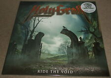 Holy Grail-Ride The Void-2013 2xLp Clear Vinyl-Limited To 150 Only!-New+Sealed