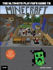 The Ultimate Player's Guide to Minecraft by Stephen O'Brien (Paperback, 2013)