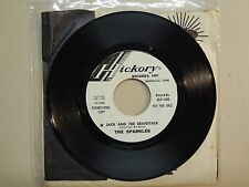 "SPARKLES:Jack & The Beanstalk-Oh,Girls,Girls-U.S. 7"" 66 Hickory Records P-1406DJ"