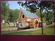 POSTCARD CANADA ONTARIO THE HOUSE OF THE JOLLY MILLER  STORYBOOK GARDENS LONDON