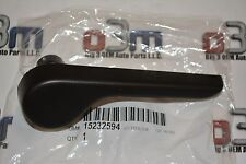 Chevrolet Silverado Avalanche Tahoe GMC Sierra Driver LH Seat Recliner Handle OE