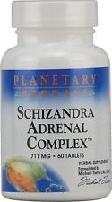 Planetary Herbals Schisandra Adrenal Complex - 60 tab