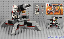 LEGO Star Wars - Elite Clone ARF Trooper Republic Artillery Cannon 9488 Minifig