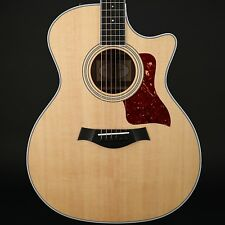 Taylor 414ce Grand Auditorium Cutaway Electro Acoustic Guitar, ES2 with Case