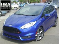 FORD FIESTA MK9 ST 1.6 12-16 BLUE FRONT END BONNET WINGS BUMPER HEAD LIGHTS
