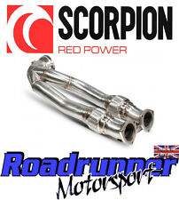 Scorpion SAUP054 Audi RS3 8v De Cat Turbo Downpipe Exhaust Removes Primary Cat