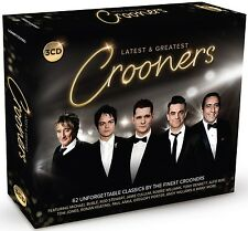 CROONERS-LATEST & GREATEST 3 CD NEU