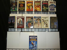 SciFi Mini-LibraryF Lot of 13Diff Larry Niven Jerry Pournelle Orson Scott Card