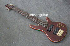 New brand 6 string electric bass with maple neck