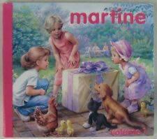 Martine CD Volume 1 Marcel Marlier Marie-Christine Barrault