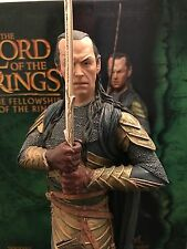 #0827/2000 Elrond Herald of Gil-Galad Sideshow Weta Statue