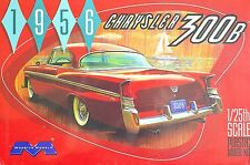 CHRYSLER 300B 300 B HEMI 1956 MOEBIUS MODELS 1207 1:25 PLASTIC KIT