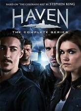 Haven:The Complete Series Seasons 1-6(DVD,2016,24-Disc Set)NEW 1 2 3 4 5 6