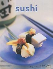 Sushi (Tuttle Mini Cookbook)-ExLibrary