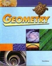 Geometry by Ron Tagliapietra and Kathy D. Pilger, 3rd Edition