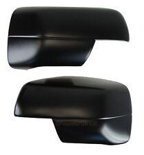 Matt/satin Negro Completo Puerta ala Espejo cubre FR Range Rover sport/hst/tdv8 PAC