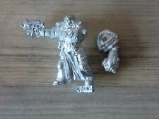 Warhammer 40K Space Marine Veteran Sergeant - Metal