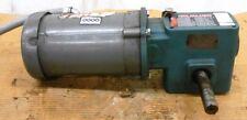BALDOR RELAINCE AC MOTOR, VM3546, 1 HP, DODGE TIGEAR Q202Y018N056L1, REDUCER
