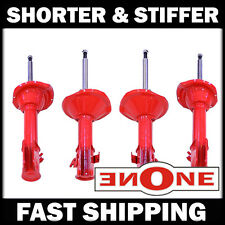 MK1 Performance Stiff Shorter Shocks Struts For Lowered 02-03 Subaru WRX Sedan