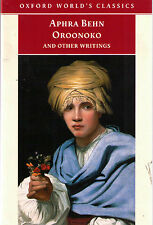 Oroonoko and Other Writings (Inglese)- Aphra Behn - Nuovo in Offerta! NEW Book!