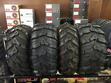 FULL SET 25x8-12 & 25x10-12 CST MAXXIS ANCLA ATV (4) TIRES SET 25-8-12 25-10-12
