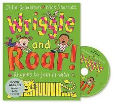 Wriggle and Roar by Julia Donaldson (Multiple copy pack, 2015)