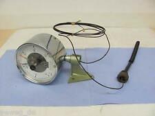 OMT Temperaturfühler Kapillarfühler 0-50°C / bis 380V / 10W 18VA Gehäuse Ø 16 cm