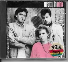 CD BOF/OST 10 TITRES--PRETTY IN PINK--OMD/THE SMITHS/INXS