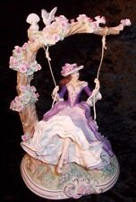Royal worcester Summers Dream Swing Figurine not coalport doulton Romany