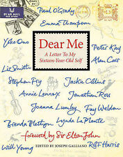 Dear Me: A Letter to My Sixteen-Year-Old Self,ACCEPTABLE Book