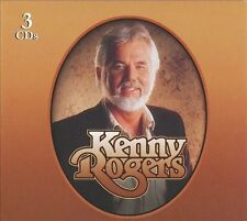 Always & Forever Kenny Rogers 3-Disc CD Set in Tin Case
