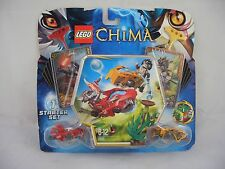 Lego 70113 legends of chima starter set 1 neuf/scellé