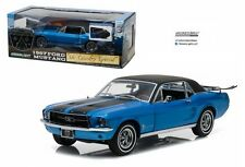 GREENLIGHT 1:18 1967 FORD MUSTANG COUPE SKI COUNTRY SPECIAL DIECAST CAR 12965