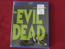 The Evil Dead and Evil Dead II (Blu-ray Disc)