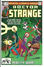 DOCTOR STRANGE VOL.1 # 46 (APR 1981), VF+