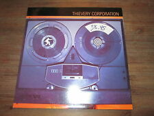 "12"" Vinyl Thievery Corporation ‎– .38.45 (A Thievery Number) • 4AD • 1998 • NM"