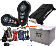 Viper 4103 Car Remote Start and Keyless Entry 4-Button Remote 1-Way Viper 4103XV