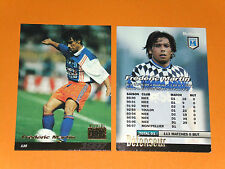 FREDERIC MARTIN SC MONTPELLIER PAILLADE MOSSON FOOTBALL CARD PANINI 1996-1997