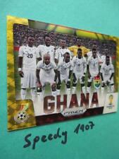 Panini PRIZM Power Gold Team Photo Card Ghana 5/5  FIFA World Cup 2014