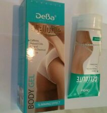 Deba ANTI CELLULITE GEL 200 ml.from rosolia cosmetici