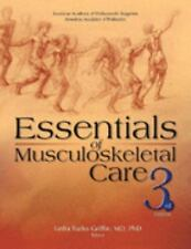 Essentials of Musculoskeletal Care (3rd Edition) (HC) n