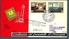 SAN MARINO - 1959 - Centenario dei primi di Romagne