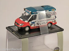 MERCEDES SPRINTER Vinces Whitby Mondial Ice Cream  - 1/76 model OXFORD DIECAST