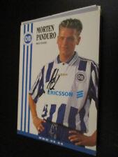 66103 Morten Panduro Odense BK Dänemark original signierte Autogrammkarte