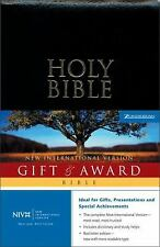 NIV Gift &  Award Bible, Revised