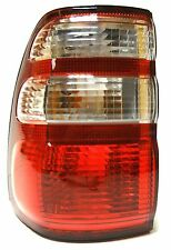 Toyota Land Cruiser HDJ100 2002-04 TAIL LAMP Left outside,red, white corner lamp