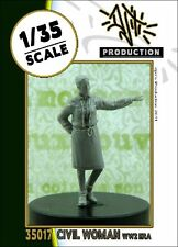 Djiti's production 35017 civil Woman WWII era 1:35