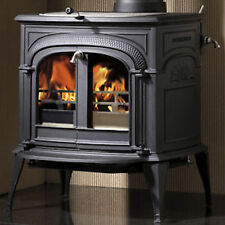 Vermont Castings Wood Stove Intrepid II Catalytic Burning CLASSIC BLACK