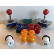 Kit Joystick Arcade 2 Giocatori
